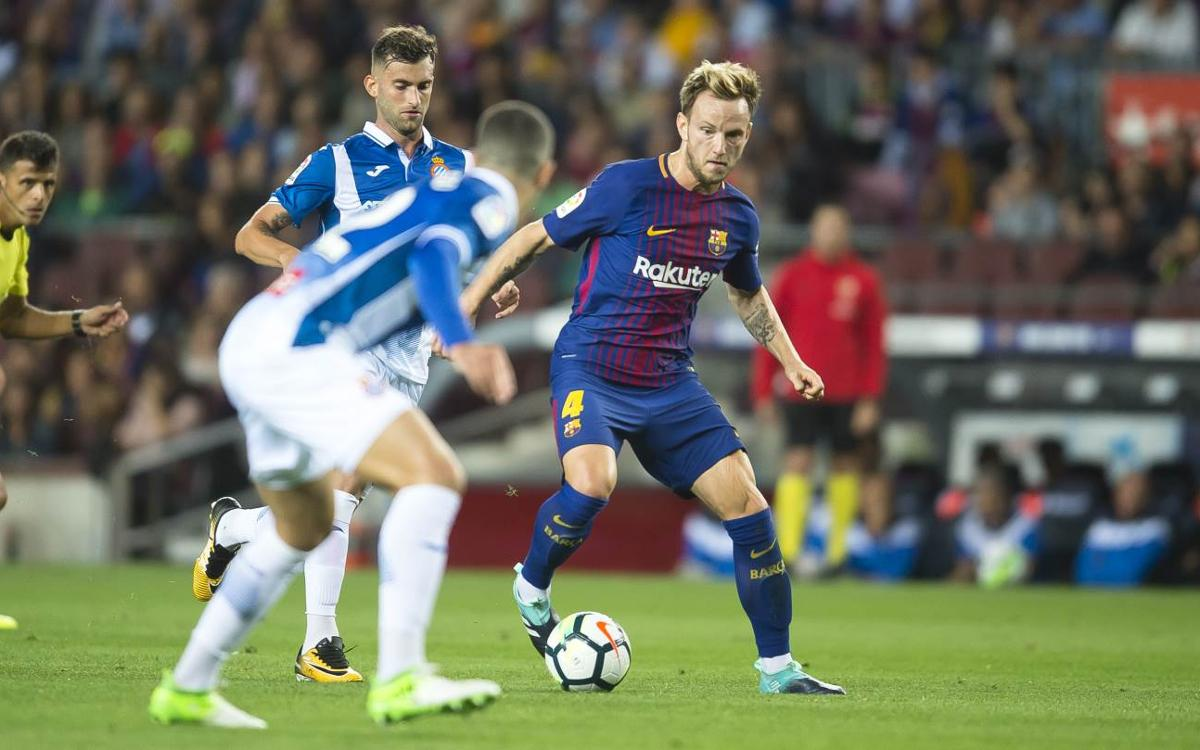 Rakitic: An unhappy Christmas for someone!