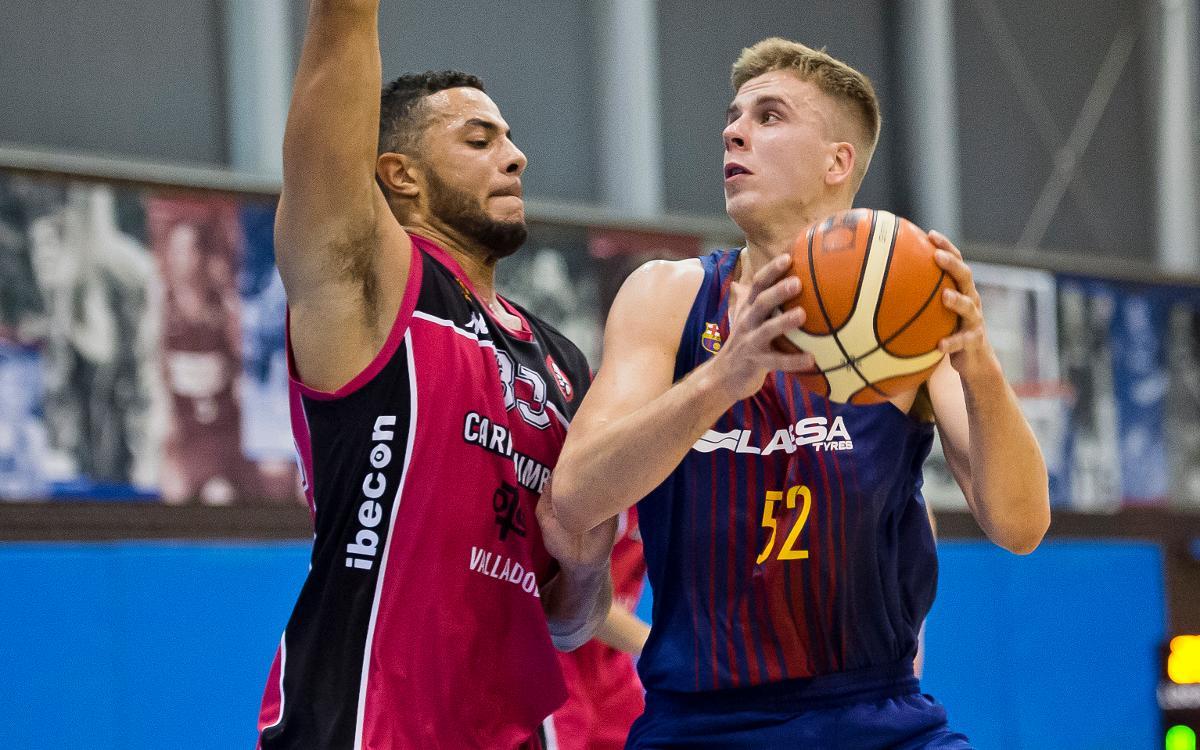Barça TV, con los segundos equipos del formativo de secciones