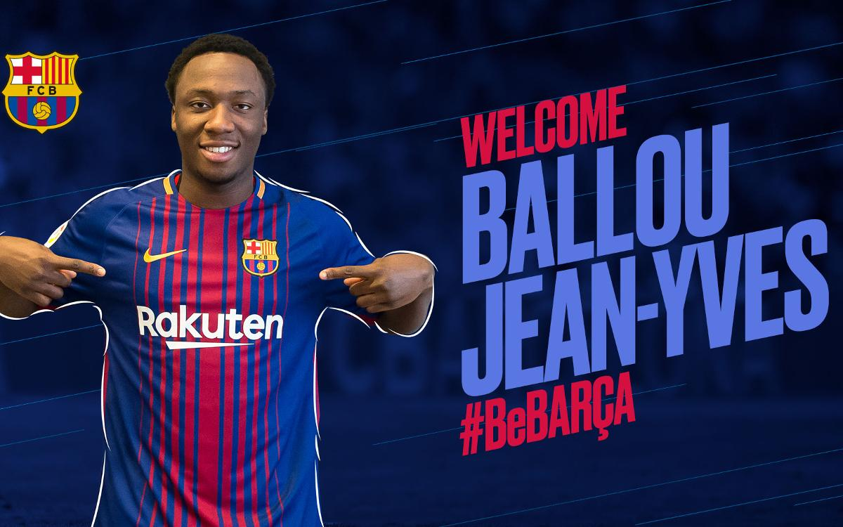 Agreement with Montreal Impact for transfer of Ballou Jean-Yves Tabla