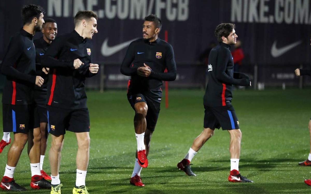 Copa del Rey squad announced
