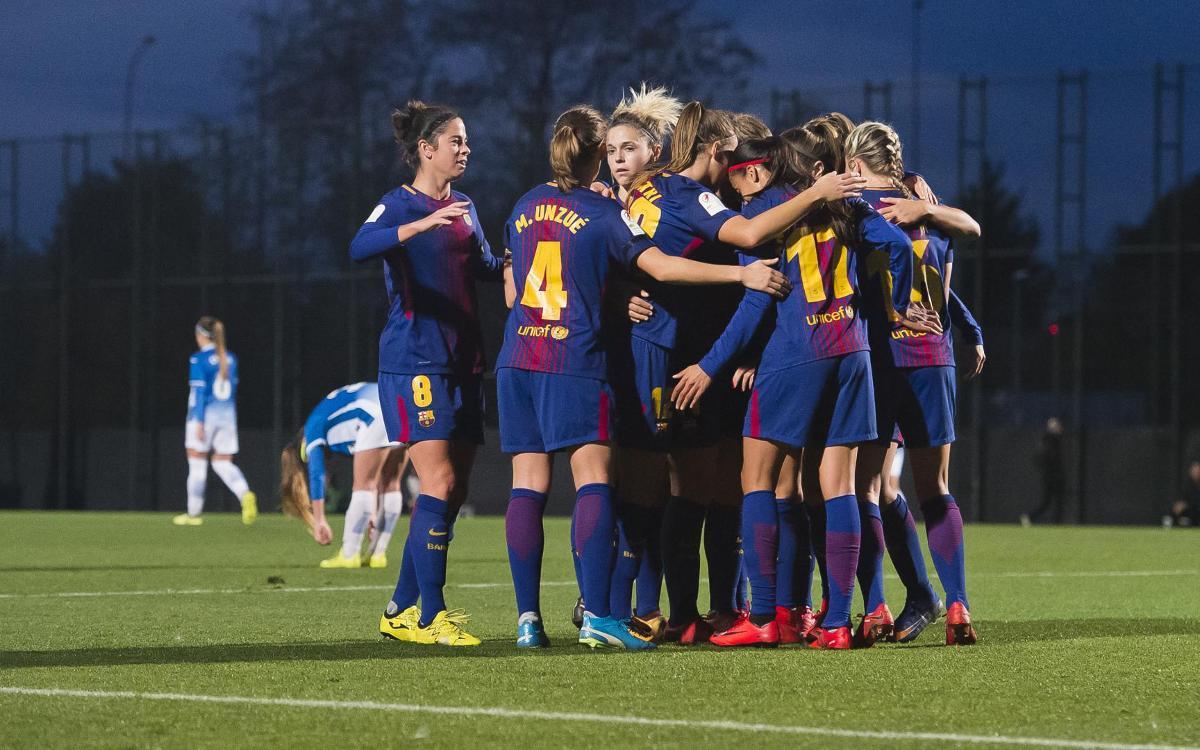 Rayo Vallecano - FC Barcelona Femenino (previa): El último del año