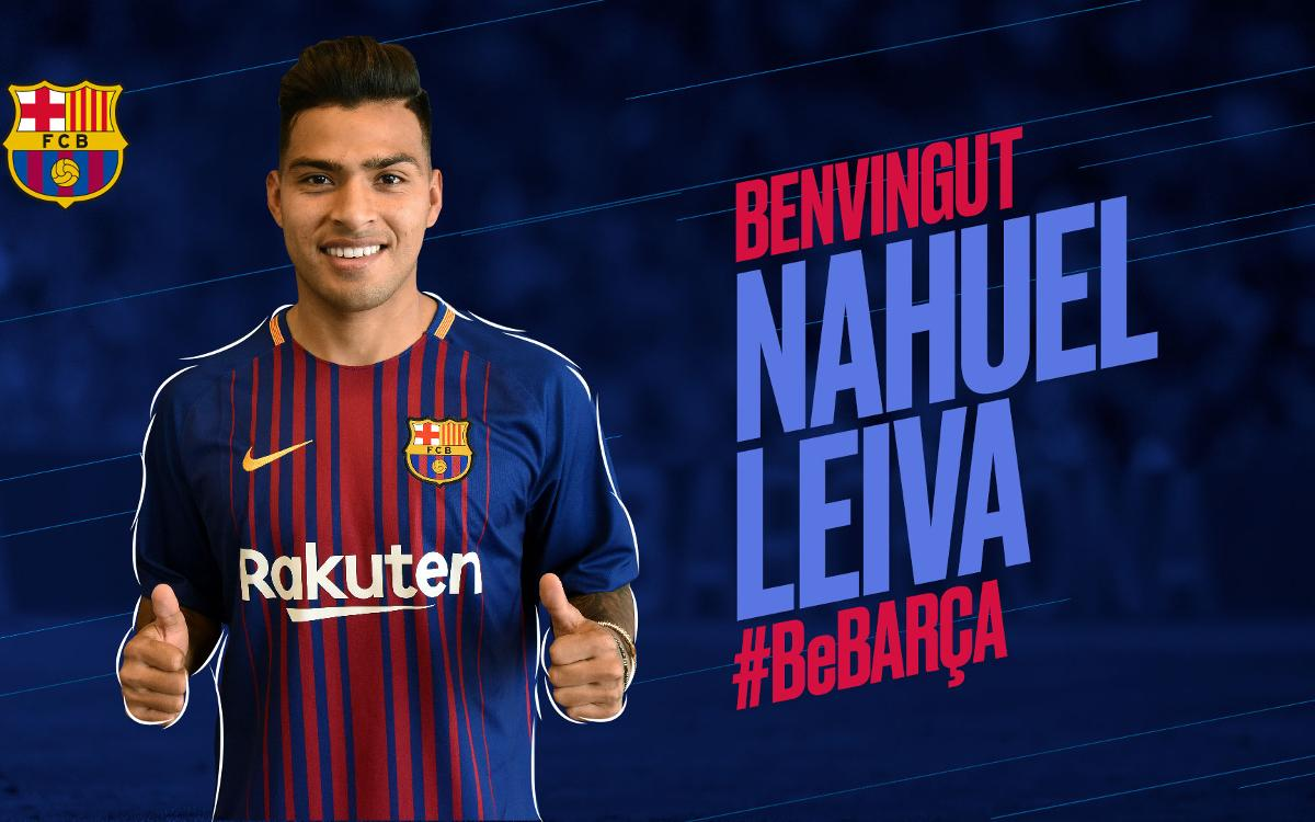 Agreement with Villarreal CF for the loan of Nahuel Leiva