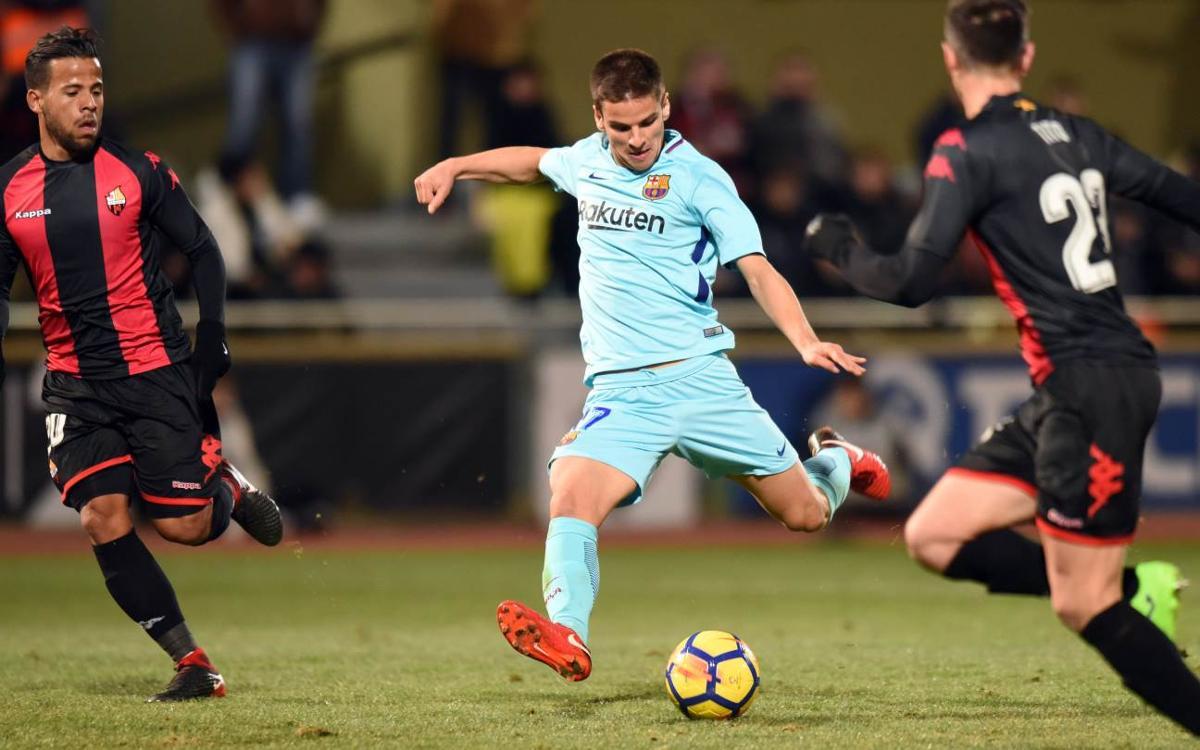 Reus Deportiu 2-1 FC Barcelona B: Defeat in the Catalan derby