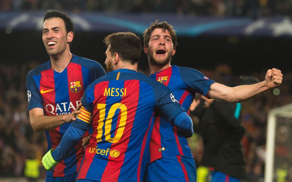 FC Barcelona - PSG: ¡Esto es historia! (6-1)