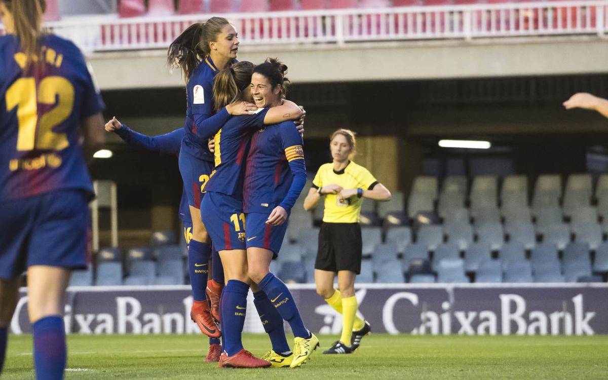Sevilla FC - Barça Femenino (previa): Miércoles de Liga
