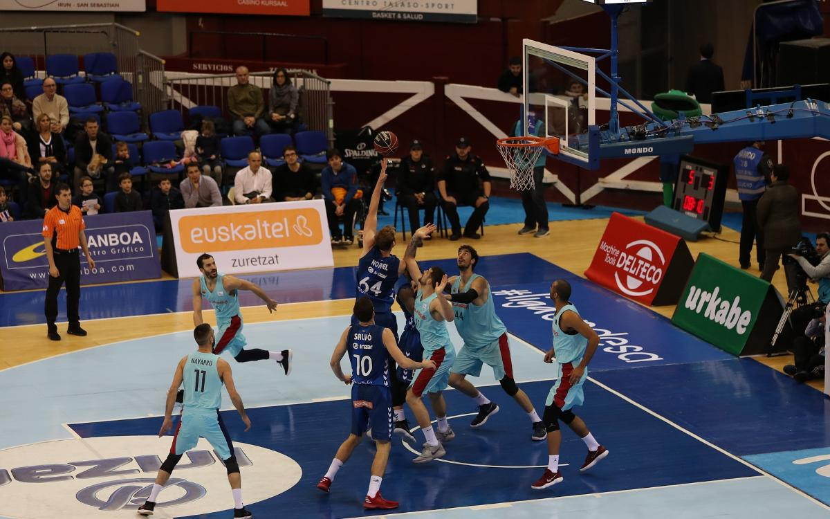 Delteco GBC – Barça Lassa: Starting the year on the right foot (77-101)