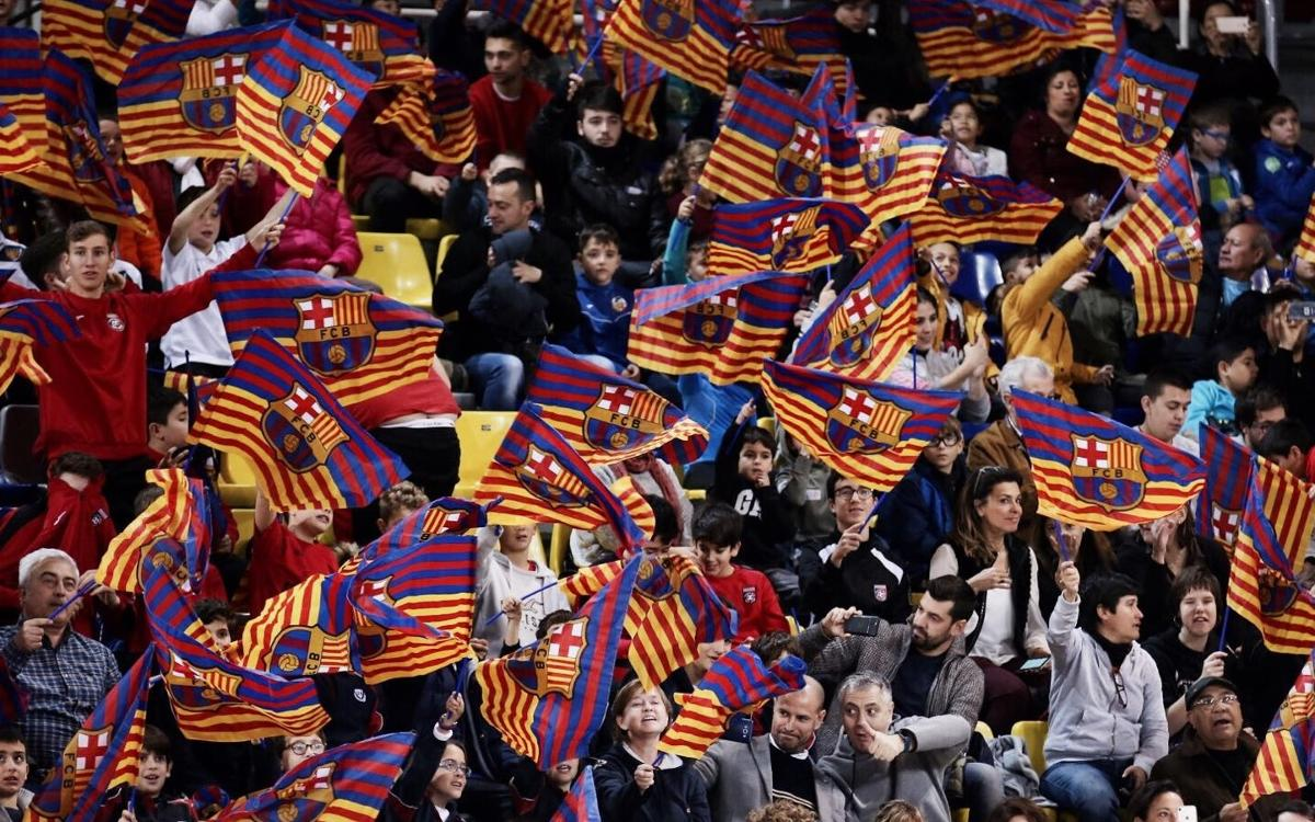S'activa la reserva d'entrades per a la Copa d'Espanya per mitjà del Club