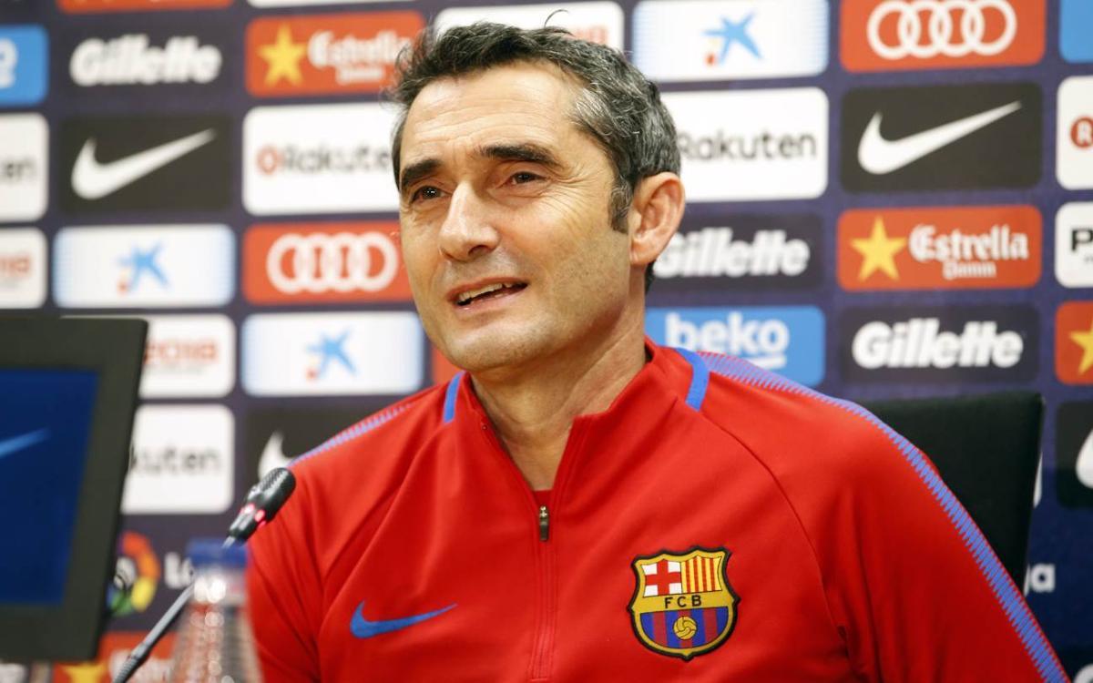 Ernesto Valverde: 'Alavés no easy fixture'
