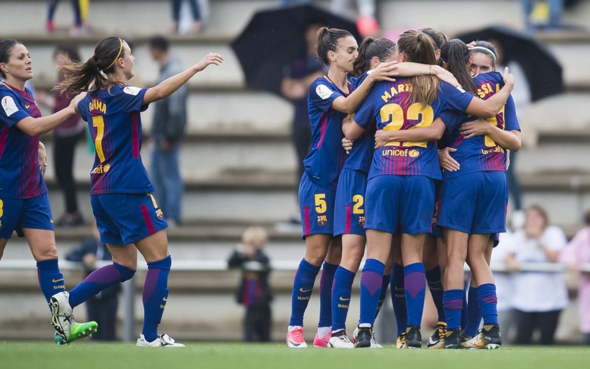 Fundación Albacete - FC Barcelona: Vuelve la Liga