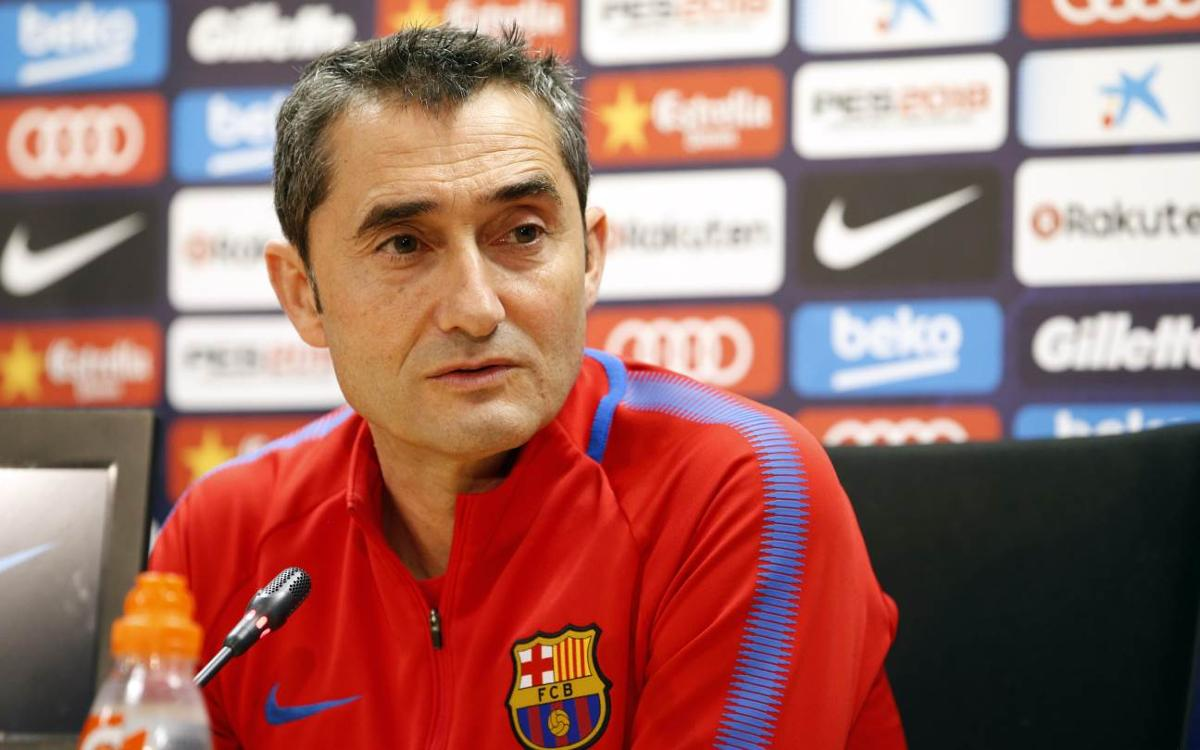 Valverde expects another tough test against Celta
