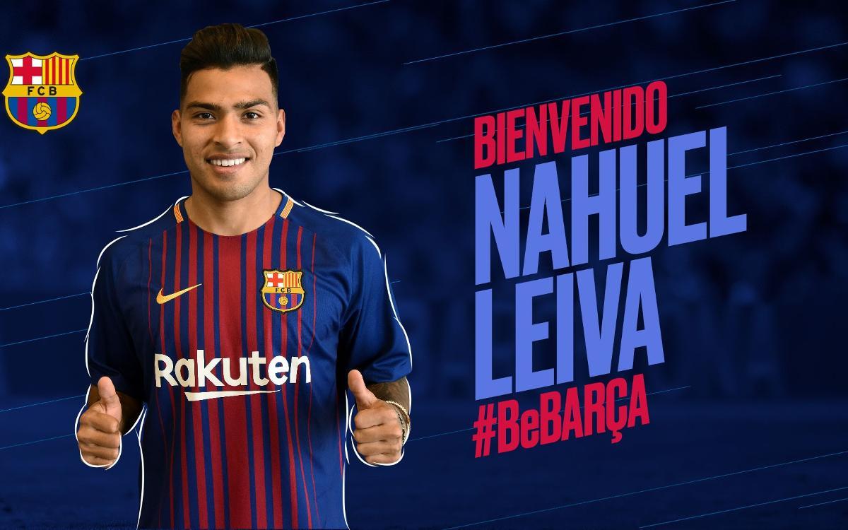 Acuerdo con el Villarreal CF para la cesión de Nahuel Leiva