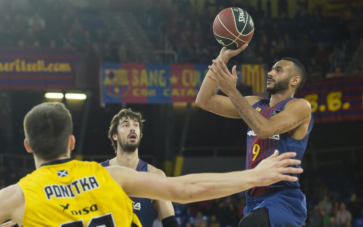 Barça Lassa - Herbalife Gran Canària: Tornar al camí de la victòria