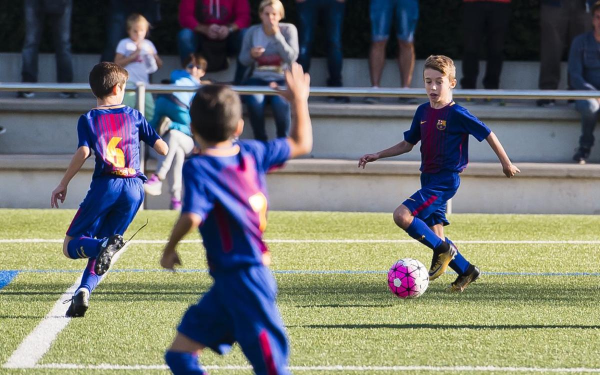 Pleno de victorias en el Fútbol 7