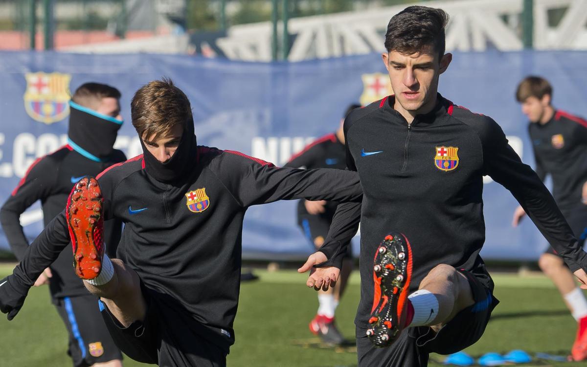 Juvenil A - Sporting CP: Amb la tranquil·litat que dóna ser primer de grup