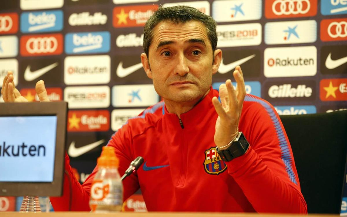 """Ernesto Valverde alerta: """"El Celta ha marcat en tots els partits fora de casa"""""""