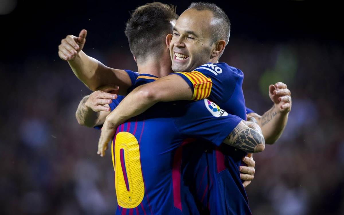 Long-term deals for Barça's star Masia graduates