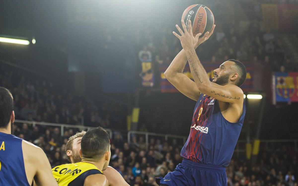 FC Barcelona Lassa - Fenerbahce Dogus: Disappointment at the Palau (68-83)