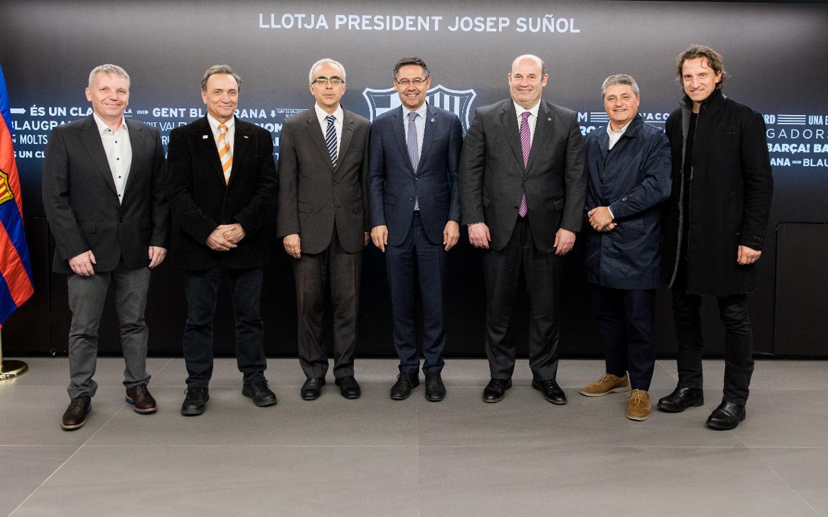 El Barça Innovation Hub y el CAR de Sant Cugat organizarán el 'XI ASPC International Forum on Elite Sport'