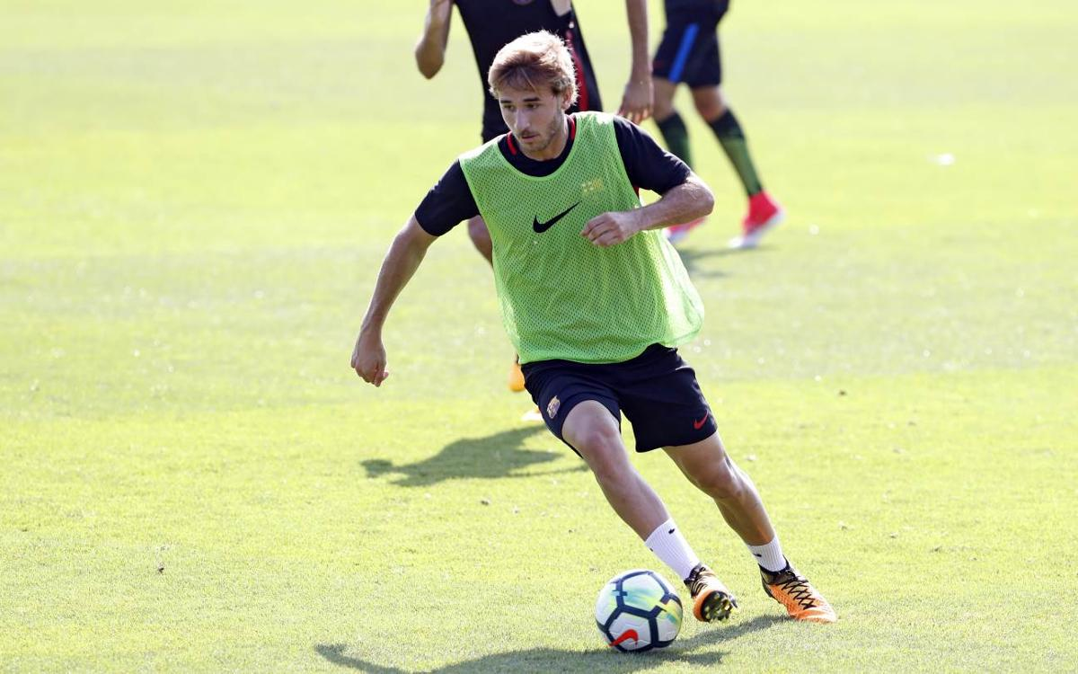 Medical Announcement: Sergi Samper