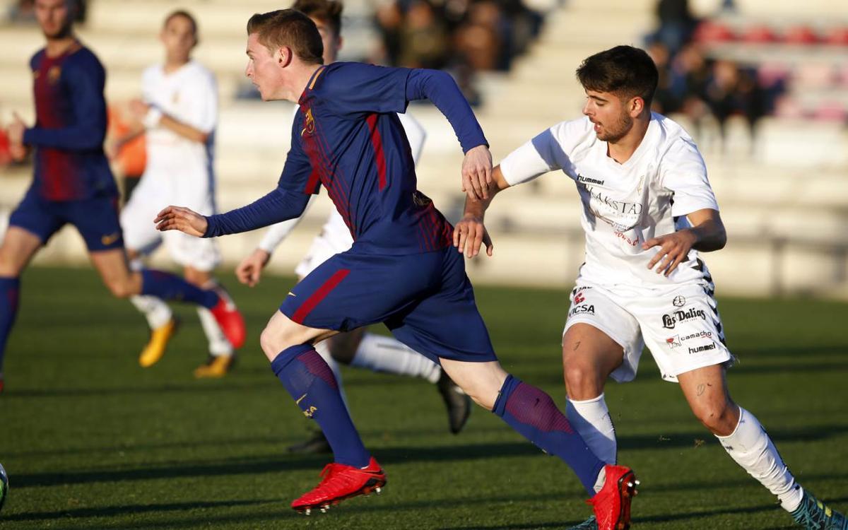 Vidéo - Le Top 5 des buts de la Masia (16-17 décembre)