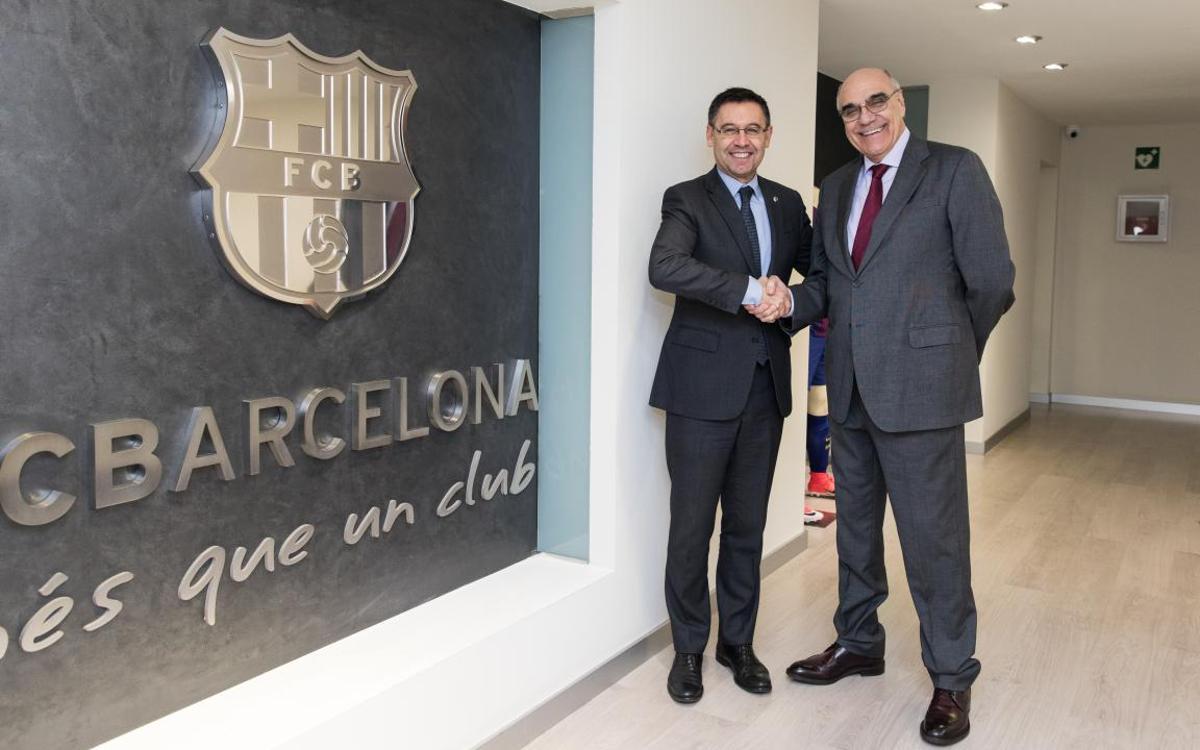 El Barça y el Liceu fomentarán el conocimiento de la ópera entre los residentes de la Masia