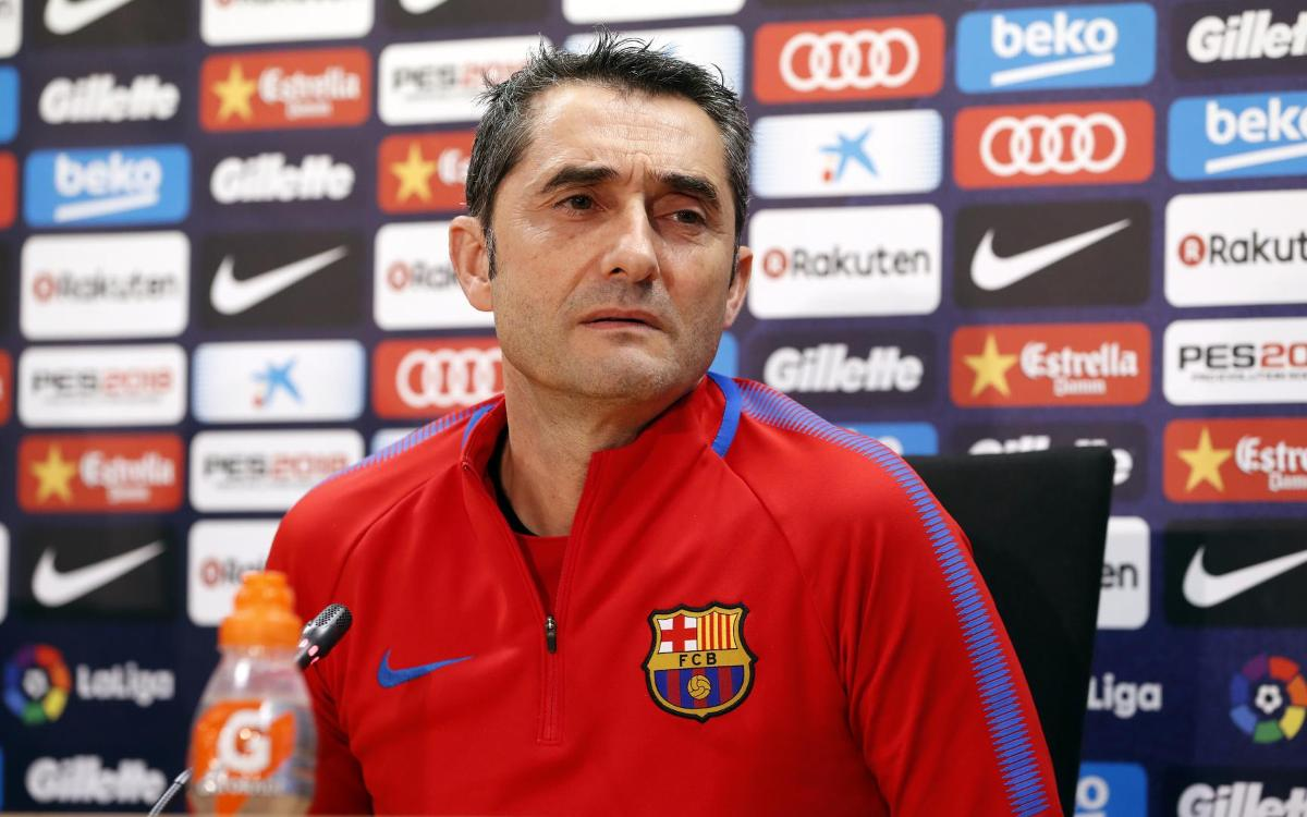 Valverde: 'Espanyol in best form of the season'