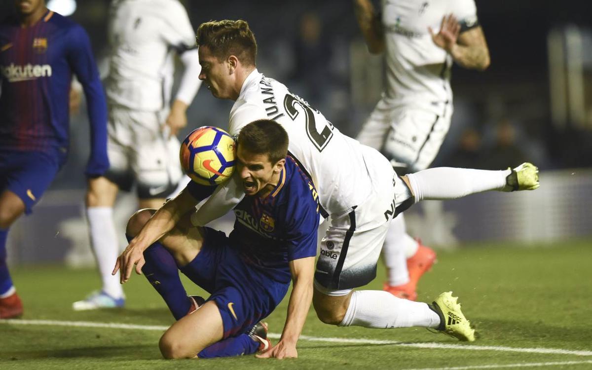 Cádiz CF – Barça B: Partidàs contra l'equip més en forma de la Lliga