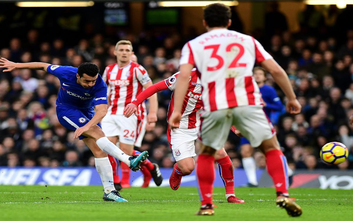 Victoria contundente del Chelsea para cerrar el año (5-0)