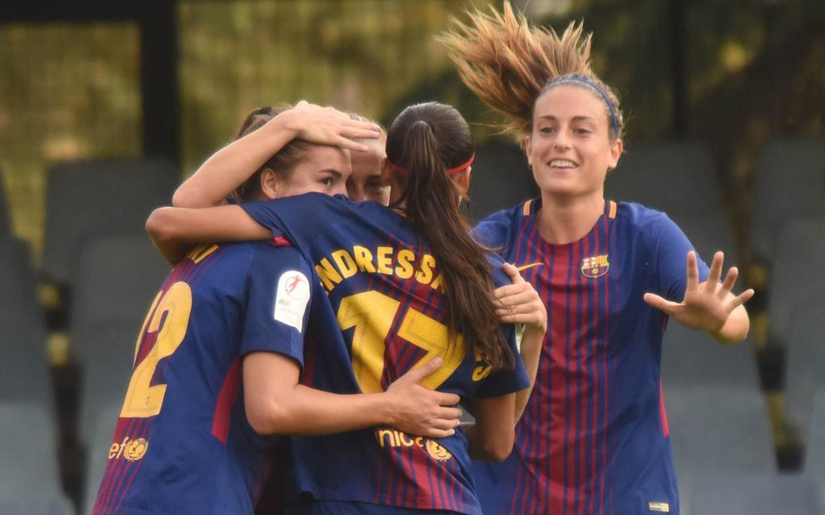 FC Barcelona Femenino - Real Betis (previa): Seguimos en el Miniestadi