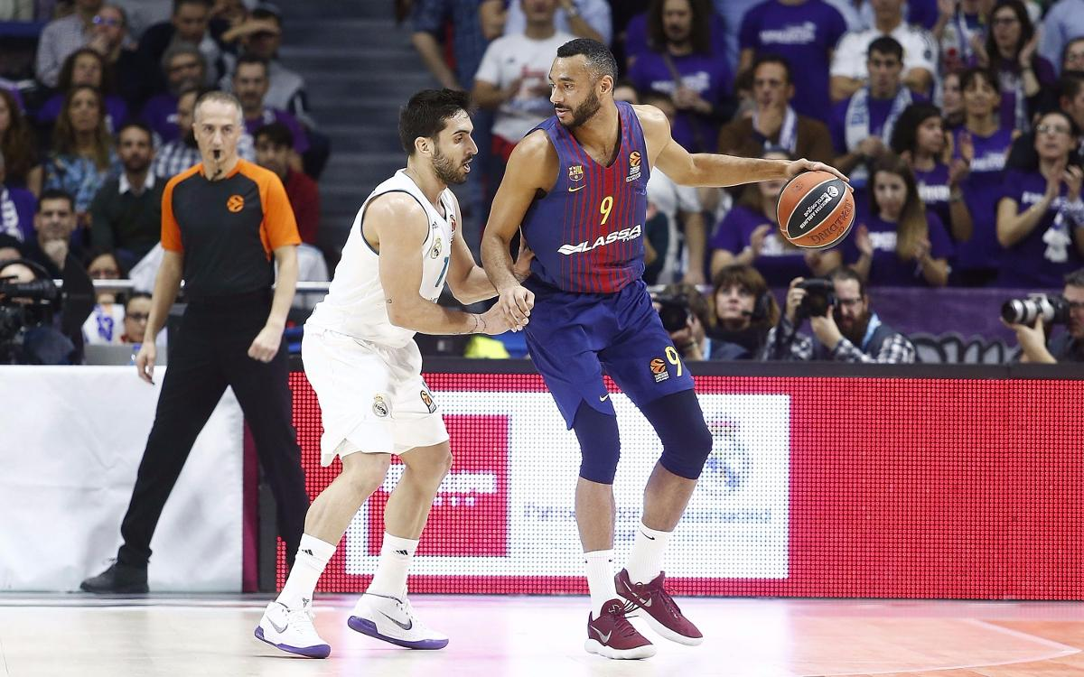 Real Madrid – Barça Lassa: Third period decides Clásico (87-75)