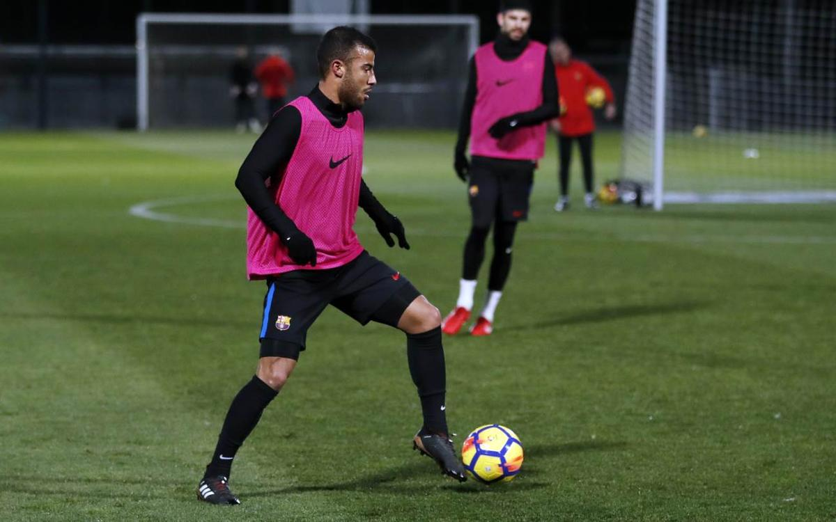 Rafinha receives medical clearance