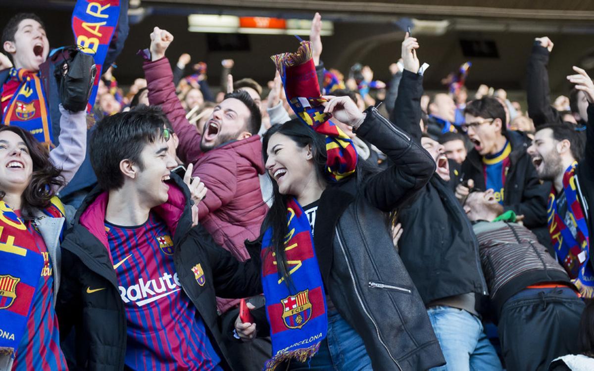 Segona Match Party i segona victòria al Bernabéu