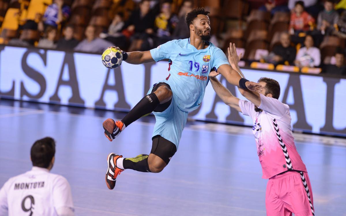 Barça Lassa – Quabit Guadalajara: A la final amb golejada (36-22)