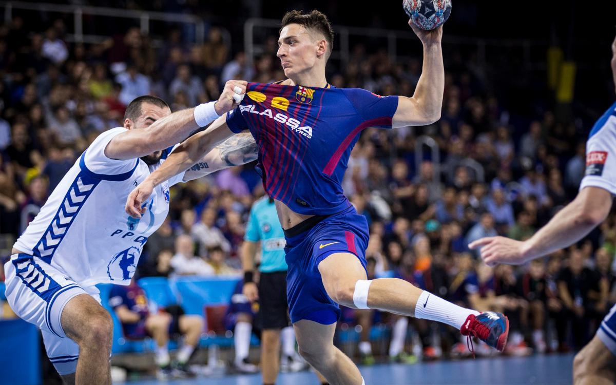 PPD Zagreb - FC Barcelona Lassa: Ganar para volver al camino en Europa