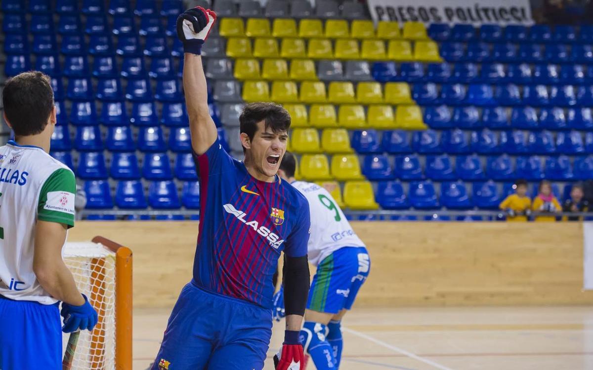 Barça Lassa 4-1 ICG Software Lleida: Tough challenge overcome