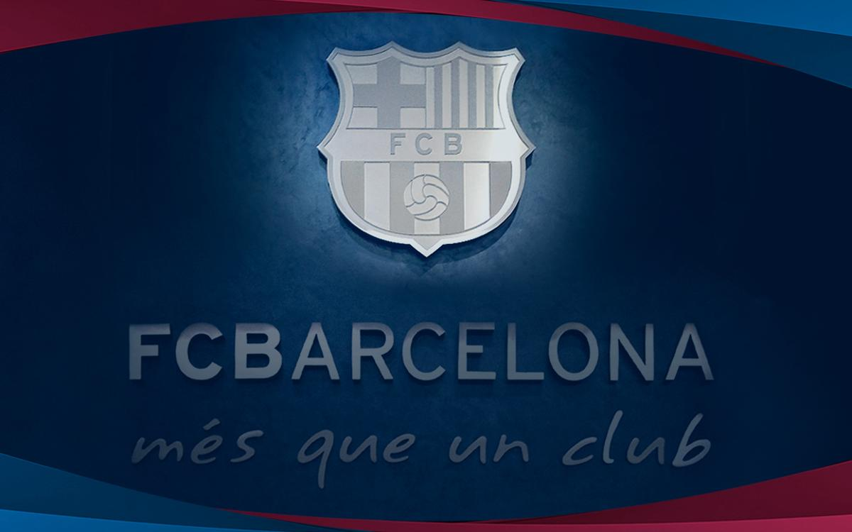 FC Barcelona official announcement: some academy players' licences not be renewed