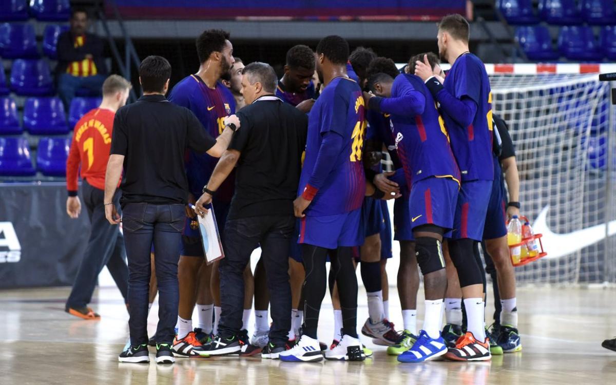Les dades de l'espectacular ratxa de victòries del Barça Lassa