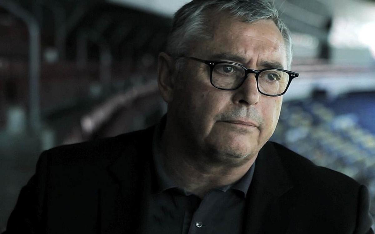 Michael Robinson guanya el XII Premi Vázquez Montalbán de periodisme esportiu