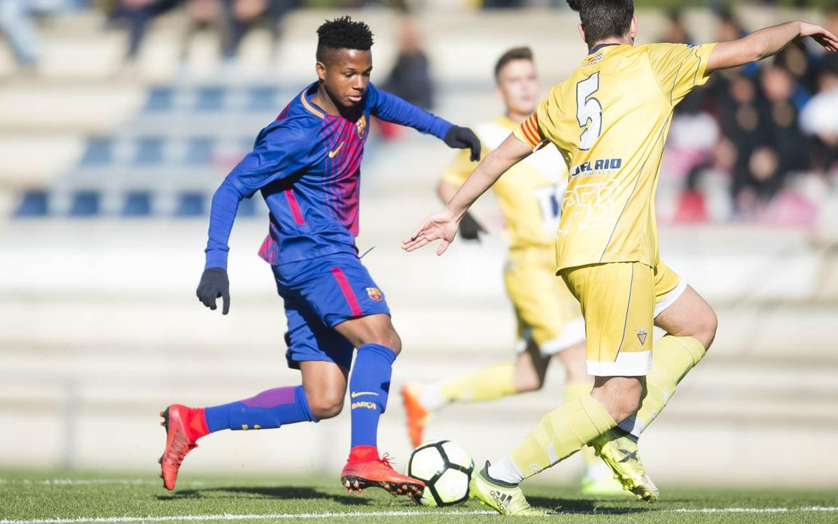 The five best goals from La Masia