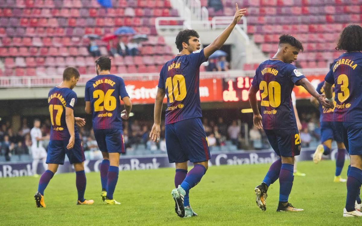 Barça B - Albacete: Terminar el año con buen sabor
