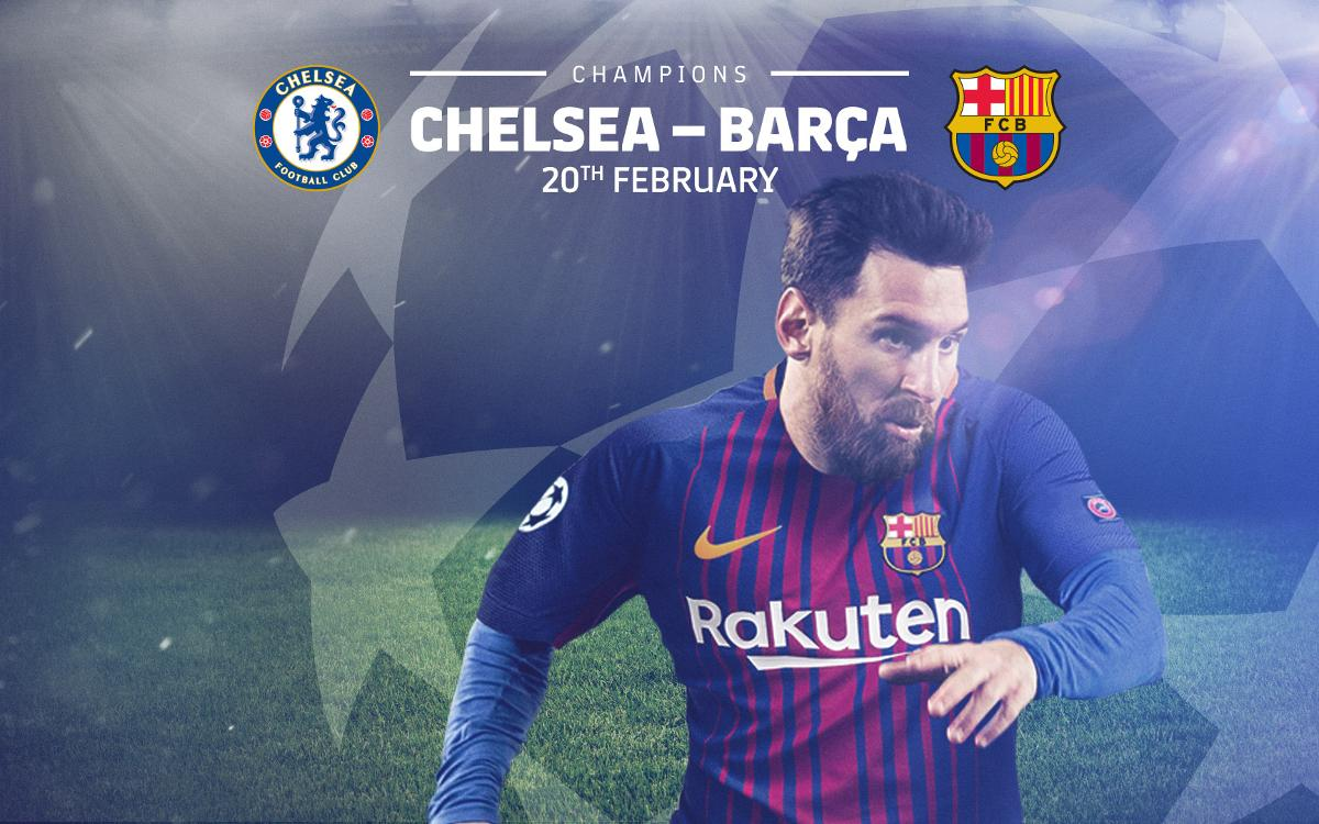 Tickets for Chelsea v Barça sold out for members
