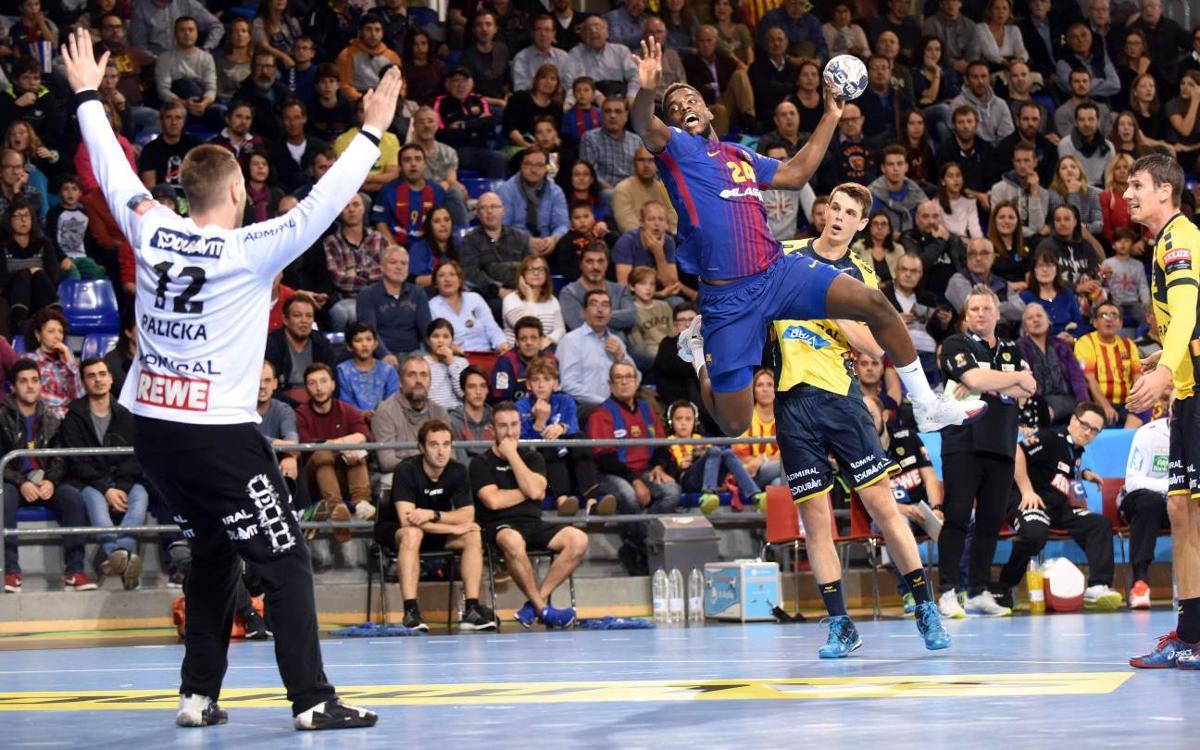 FC Barcelona Lassa – Rhein-Neckar Löwen: A thrilling spectacle at the Palau (26-26)