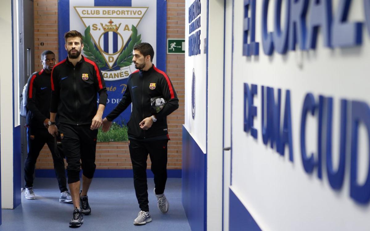 The lowdown on CD Leganés