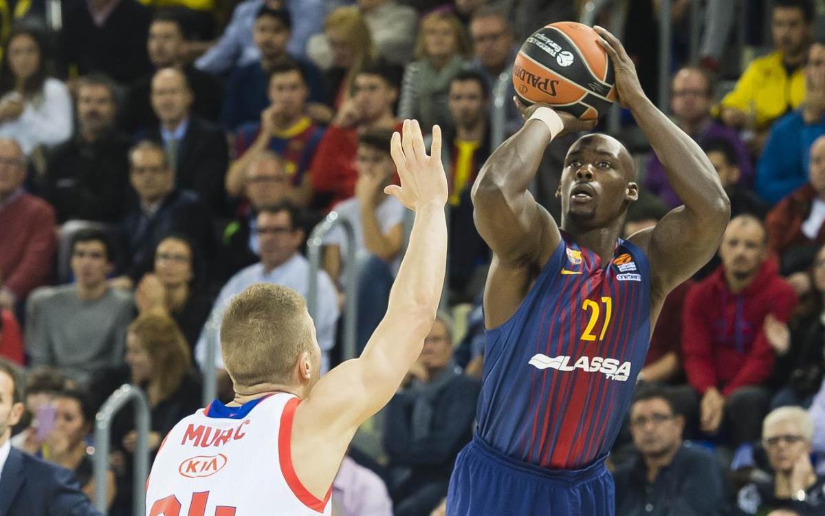 FC Barcelona Lassa - Valencia Basket: Primero, el duelo europeo