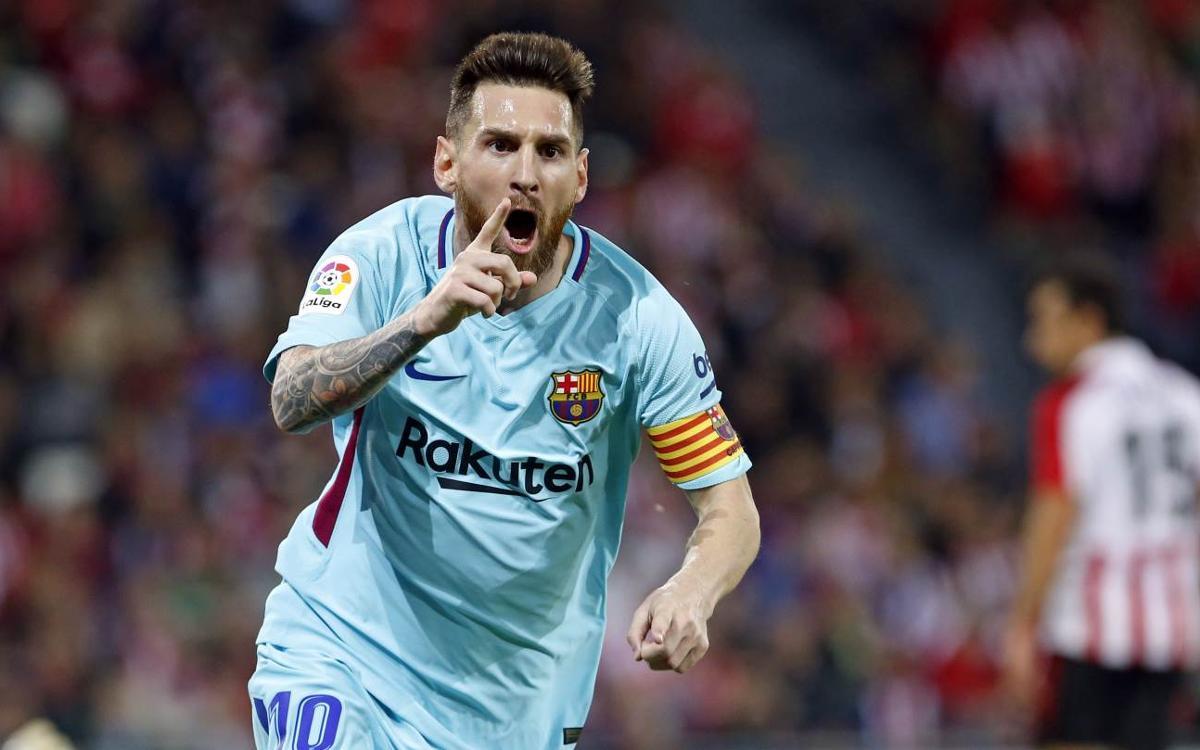 HIGHLIGHTS: Athletic vs Barça