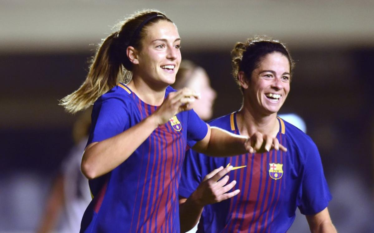 FC Barcelona to face Olympique Lyon in Women's Champions League quarter finals