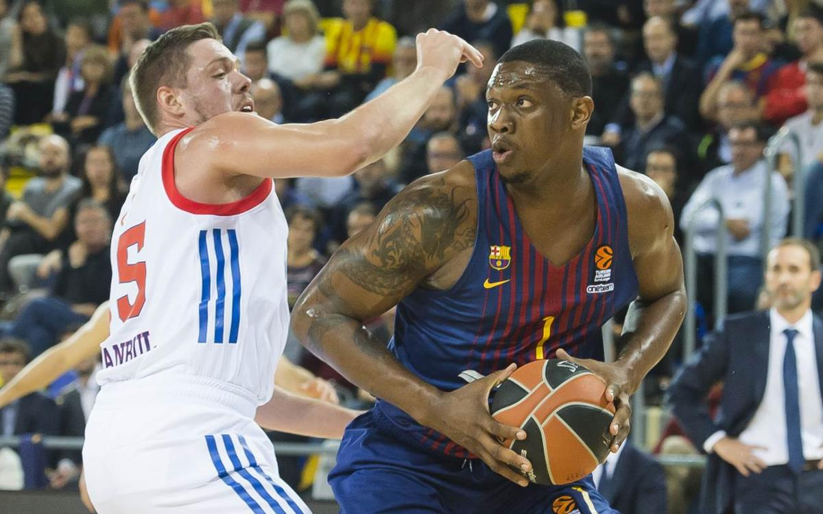 Barça Lassa 85-89 Anadolu Efes: Turks too effective at the Palau