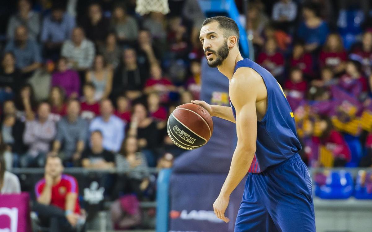 Ajornada la final de la Lliga Catalana de bàsquet