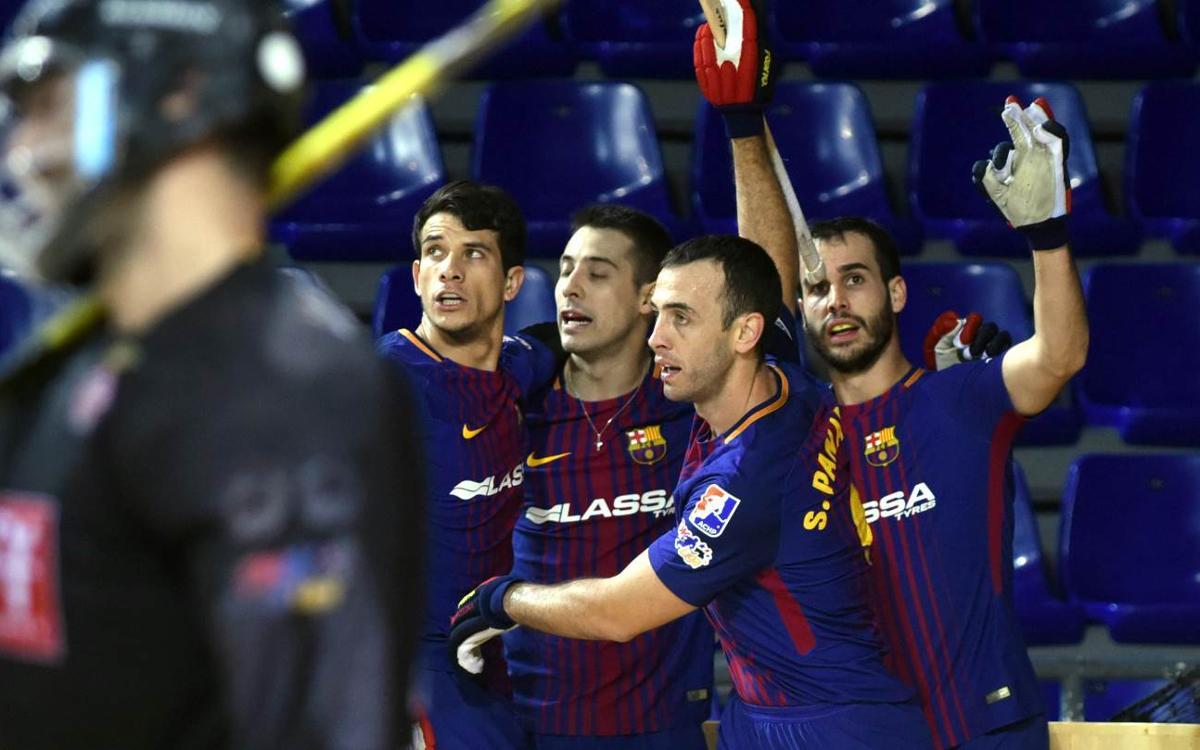 FC Barcelona Lassa – HC Liceo: ¡La gran cita de los líderes!