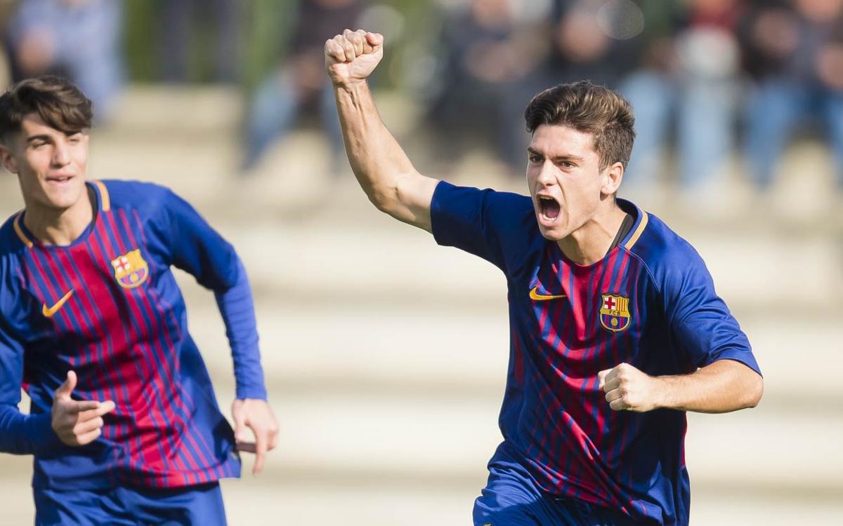 Los cinco mejores goles de la cantera de la jornada
